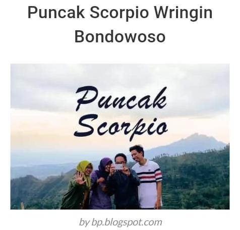 Puncak Scorpio