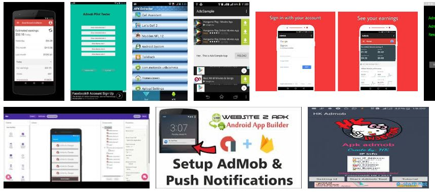Admob APK with the Automatic