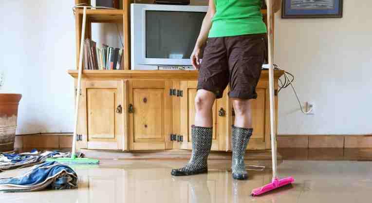 Tindakan Setelah Rumah Kebanjiran