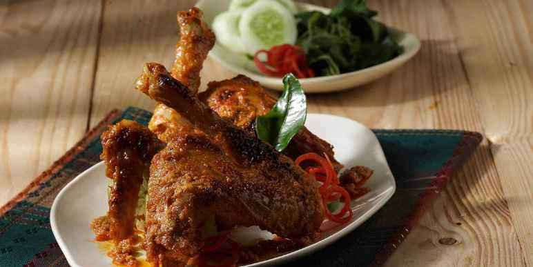 Resep Ayam Singgang Khas Padang