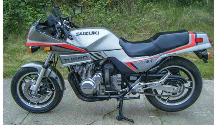 Suzuki XN85D Turbo