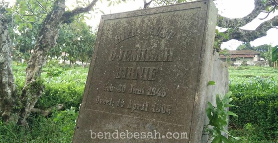 Makam Djemilah Birnie