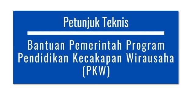 Program Pendidikan Kecakapan Wirausaha (PKW)